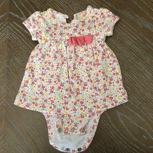 NWOT Newborn Girls Onesie